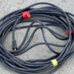 Extension Electrode/Earth Leads Set