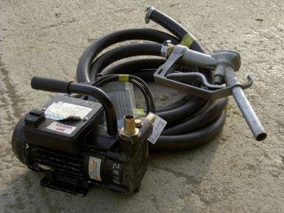 Fuel Transfer Pump (230v)