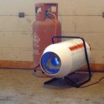 125,000btu Propane Space Heater