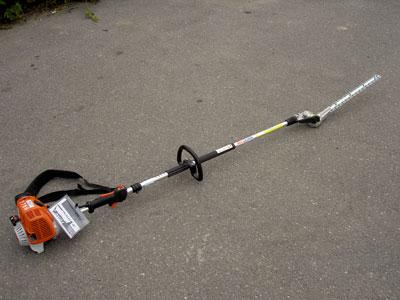 Hedge Trimmer - Long Reach (2 stroke)