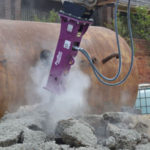 Hydraulic Breaker for 6.0 tonne Excavator
