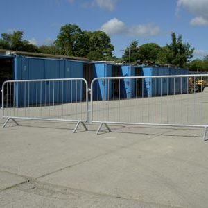 Low Level Barrier 2.3m x 1.1m
