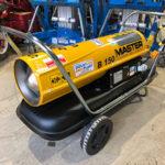 150,000btu Direct Diesel Oil Heater