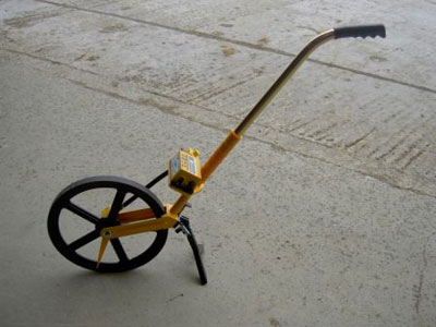 Measuring Wheel (Trumeter)
