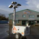10m (32') Mobile Lighting Tower (Diesel)