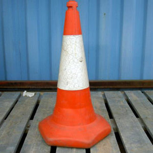 Road Cone 450mm or 750mm