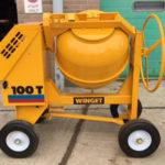 5/3½ Site Mixer (Diesel)