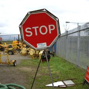 Road Warning Equipment