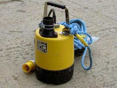 "2"" Submersible Pump (110v)"