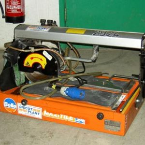 Tile Sawbenches & Cutters