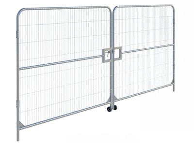 2 Piece Vehicle Gate 4.2m