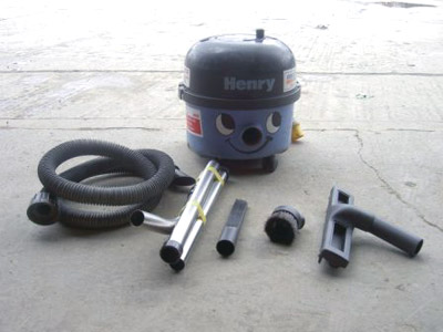 Domestic Dry Pick-up Vacuum Cleaner (small)