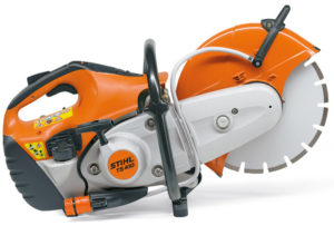 Stihl TS410 disc cutter/cut off saw