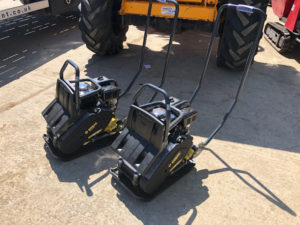 New Bomag compactor plates arrive at Didcot Plant